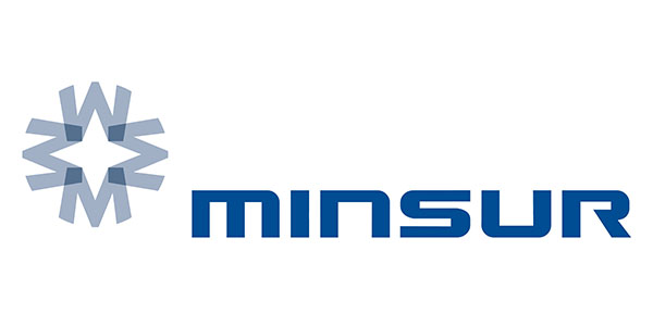 Logo Minsur