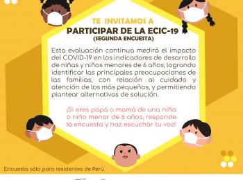 Te invitamos a participar de la ECIC-19