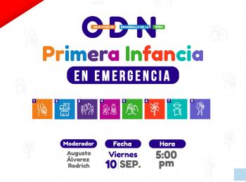 OBJETIVOS DE DESARROLLO DE LA NIÑEZ
